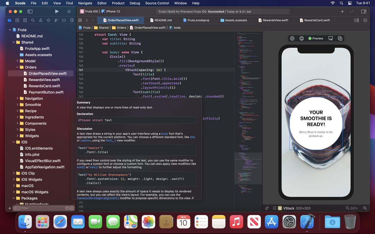 Image de Développer des applications iOS en Swift
